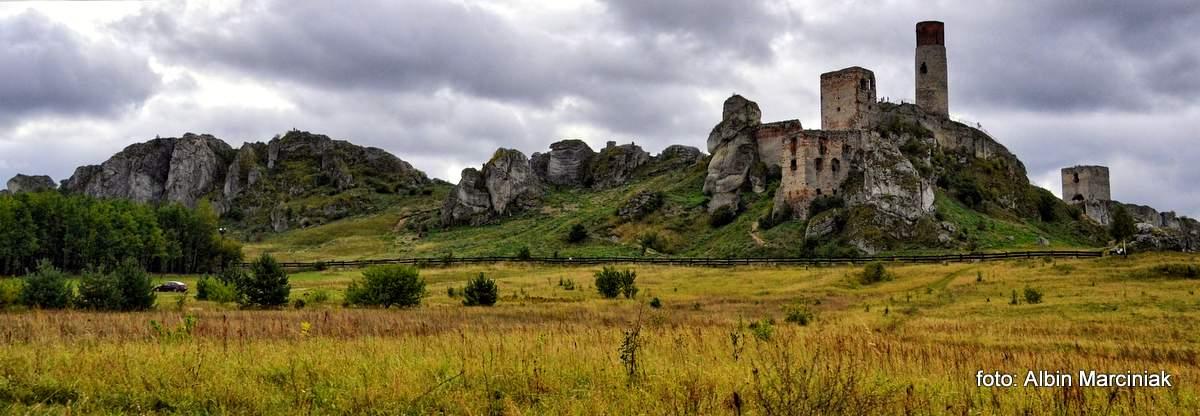 Zamek Olsztyn kCzęstochowy (1)